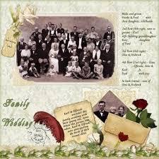 How To Make A Wedding Album 85 Best Wedding Scrapbook Images On Pinterest Wedding Scrapbook