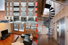 two lofts one price which apartment would you choose curbed you re looking to buy a loft somewhere in the vicinity of downtown detroit right now that s just enough to sneak into a smaller one bedroom