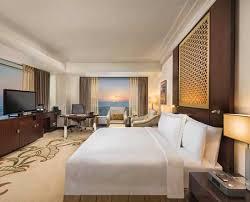 chambres et suites de luxe à dubaï hôtel conrad dubai