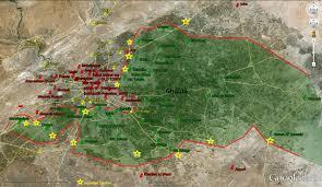Syria Map Location by Markito0171 Syria Map Of Damascus Shows Location Of U2026 Yalla Souriya