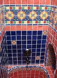 mexican tile bathroom designs bathroom using mexican tiles decorating with talavera tiles
