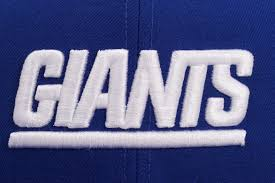 New York Giants Flag New York Giants Nfl Baycik 9fifty Snapback Blue City Blue