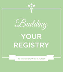 my registry wedding best 25 gift registry ideas on wedding gift registry