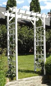 Simple Trellis Ideas Simple Trellis Ideas How To Build A Trellis Arbor And Gate How