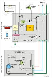 wiring diagrams capacitor for ac unit cost split phase motor