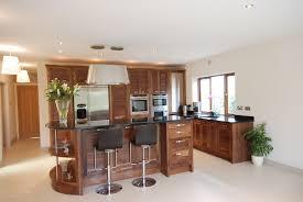 solid wood kitchen cabinets uk trendy modern wood kitchen with island unit uk