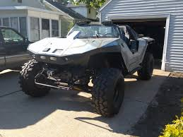 halo 4 warthog a halo fan turned an old chevy truck into a warthog