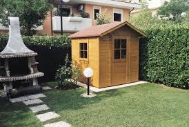 di legno per giardino martin maffeo srl casette prefabbricate e box auto prefabbricati
