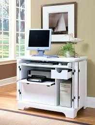 Corner Desk Armoire White Desk Armoire Office Furniture Alluring Office For The Home