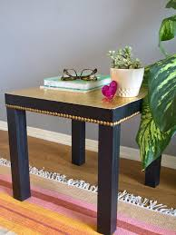 Glass For Tables by 15 Diy Ikea Lack Table Makeovers You Can Try At Home