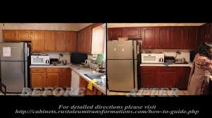before and after kitchen cabinets painted furniture rustoleum cabinet transformation ideas for your kitchen