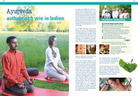 Rehazentrum Bad Bocklet Presse Ayurvedische Medizin