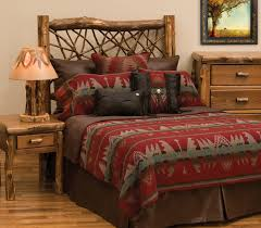 Cabin Bed Sets Luxury Rustic Bedding And Cabin Bedding