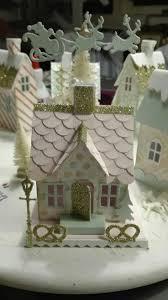 42 best glitter houses images on pinterest putz houses glitter