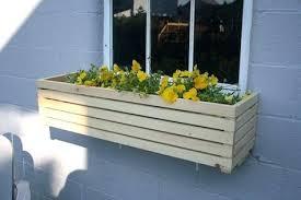 diy window boxes top best window boxes build window boxes planters