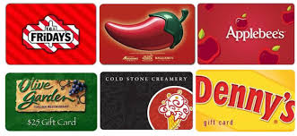 gift card offers restaurant gift card bonus offers
