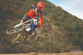 best 125 motocross bike motocross action magazine two stroke shootout ktm 125sx vs