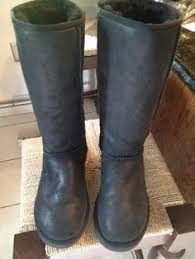 womens black ugg boots size 9 ugg womens boots 5825 black size 6 my style