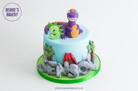dinosaur birthday cake dinosaur birthday cake in harborne and edgbaston beanie s bakery