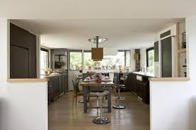separation cuisine salle a manger table separation cuisine cuisine en image