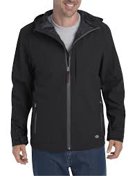 waterproof hooded jacket breathable performance dickies
