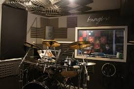 Home Recording Studio Design Tips by Interior White Home Music Studio Interior Paint Color Design With
