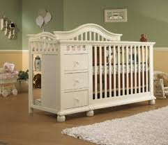Convertible Crib Changer White Baby Crib Changing Table Rs Floral Design Baby Crib