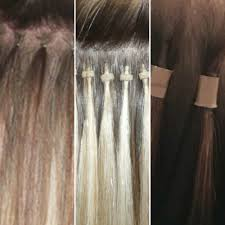Hair Extensions With Keratin Bonds by How Are Hair Extensions Put In Hair Flair Extensions