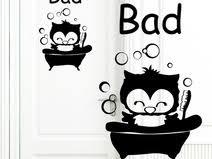 wandtattoos badezimmer wandtattoo bad 992 individuelle produkte aus der kategorie