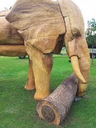 oak wood sculpture by sculptor robert coia titled