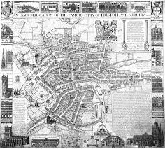 Bristol England Map by The Junction Of Steep Street And Trenchard Street Bristol