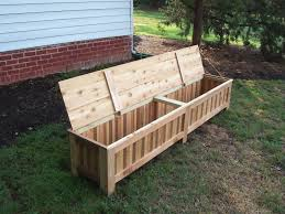 poolside storage bench entryway furniture ideas