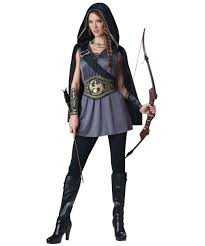 huntress halloween costume women costumes