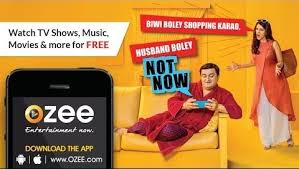 download ozee app watch free tv shows movie video