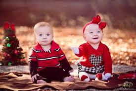 Beautiful Family Adettara Photography The Twins First Christmas Session Bossier