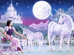 wallpapers unicorns vs pegasus unicorn free screensavers 1024x768