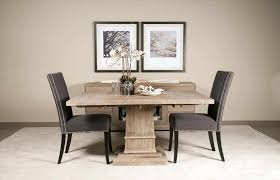 furniture contemporary square dining room sets modern minimalist