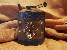 Vintage Metal Christmas Decorations by 24 Best Gas Can Images On Pinterest Repurposed Christmas