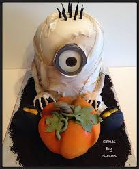 mummy minion cake cakes beautiful cakes for the occasions
