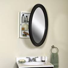 Black Bathroom Mirror Cabinet Bathroom Wood Lowes Medicine Cabinets With Mirror For Inspiring