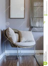 stuhl für schlafzimmer moderner stuhl im schlafzimmer stockfoto bild 48327884