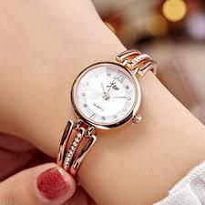 bracelet design watches images Rhinestone stainless steel bracelet design women watch jpg