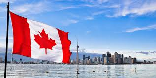 Giant Canadian Flag Chinese Tourists In Canada On The Rise Chinese Tourists Agency