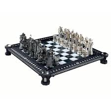 final challenge chess set by noble collection wbshop com