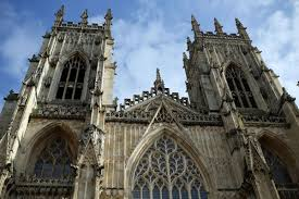 visitors offered chance to go up scaffolding at york minster