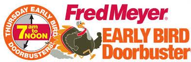top fred meyer thanksgiving doorbuster deals 2015
