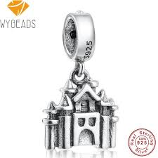european sterling silver charm bracelet images Wybeads 925 sterling silver charm duomo di milano pendant charms jpg