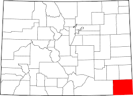 Map Of Colorado State by Baca County Colorado Map History Towns In Baca Co