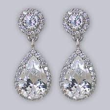 diamond teardrop earrings sareh by sareh nouri teardrop earrings pretty accessories