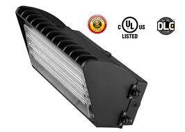 Led Outdoor Wall Pack Lighting Led Half Cut Wall Light Outdoor Led Wall Pack 100 Watt 11000lm